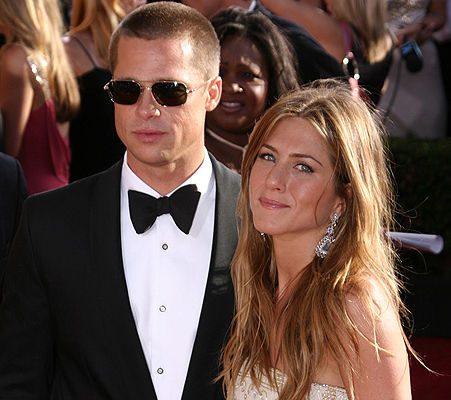 Jennifer Aniston And Brad Pitt 2013 Brad Pitt reveals 'dru...