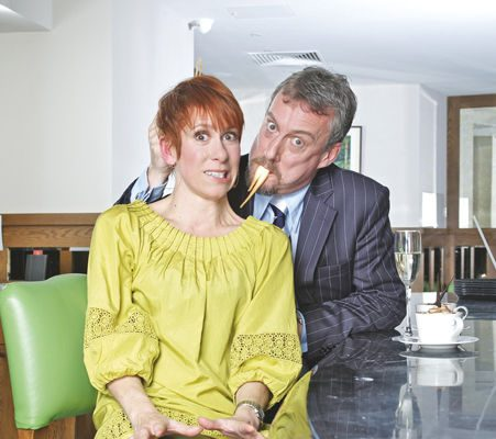 Stephen Tompkinson interview