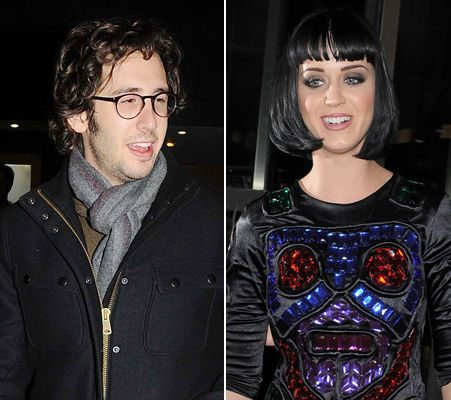 Who is katy perry dating in Perth