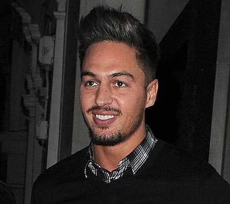 mario falcone dating