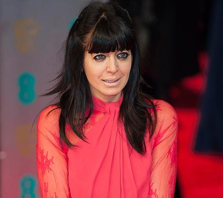 Claudia Winkleman Suffers Serious Make Up Malfunction On