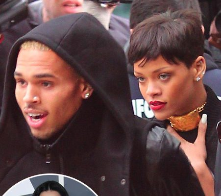 Is katy perry dating chris brown
