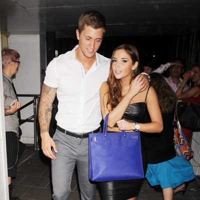 Dan from towie dating lauren from eastenders