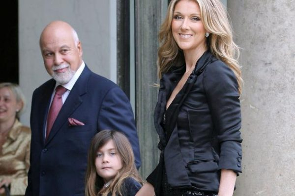 Celine Dion's son Rene Charles Angelil is growing up fast ...