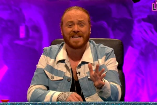 Holly Willoughby and Ferne Cotton in Celebrity Juice ...