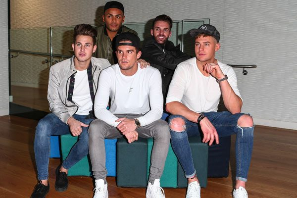 Marty will be making his debut on Geordie Shore on March 15