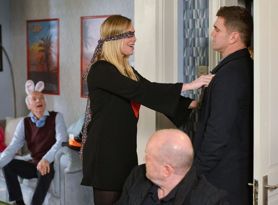 Viewers hoped Jack would get back with Ronnie Mitchell