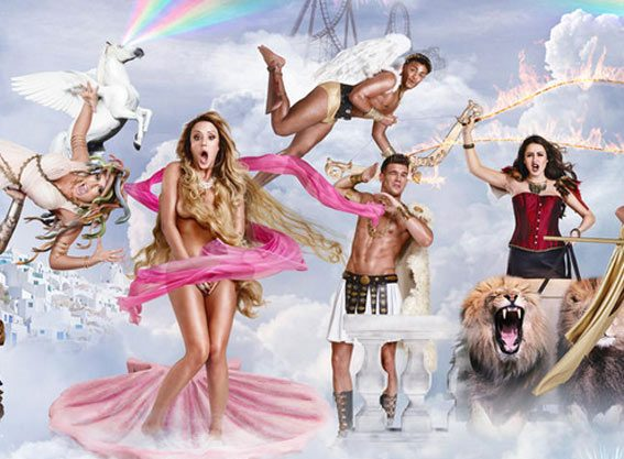 Geordie Shore are going on a Greek adventure