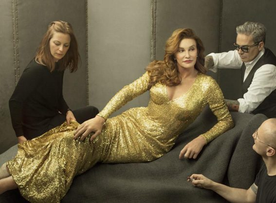 Caitlyn Jenner became the first transgender woman to land major beauty contract