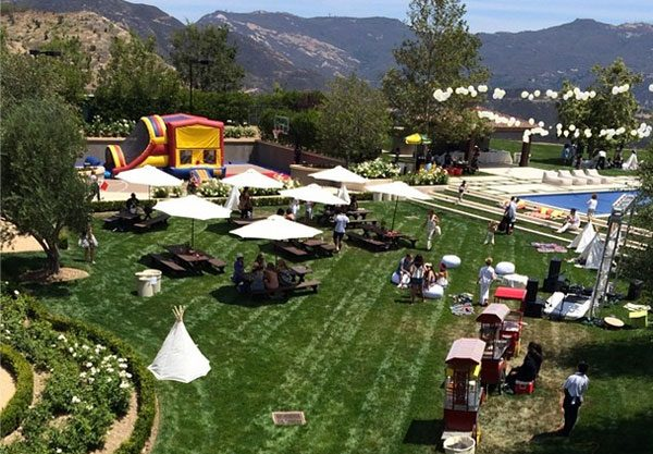 The Keeping Up With The Kardashians star created 'Kidchella' to celebrate