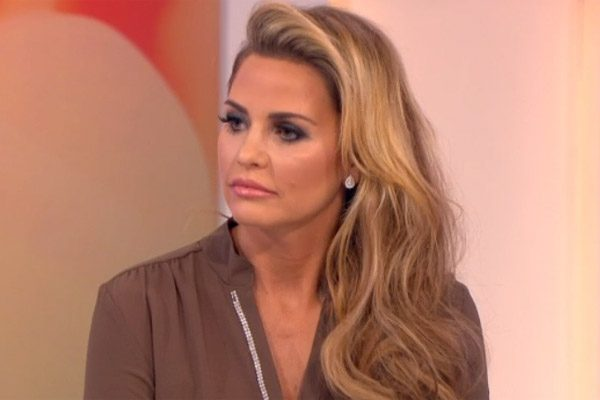 Katie Price talked about her own disabled son Harvey and how her opinions have changed