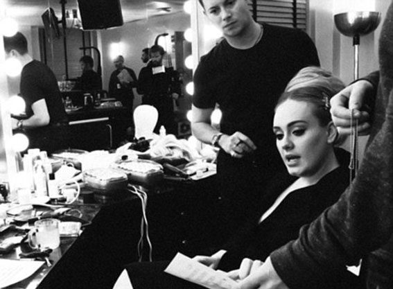 Adele has been working with Michael Ashton for 9 years