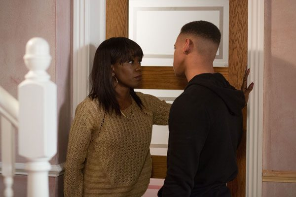 Denise Fox will find out about Jordan's plan to get Lucas out of jail