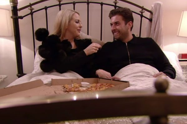 Lydia Bright and James Argent could be getting their very own TOWIE spin-off show