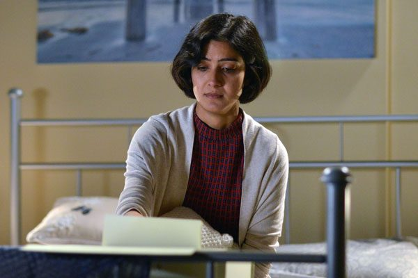 Shabnam Masood found out that Kush was the father of Arthur after shortly after his birth
