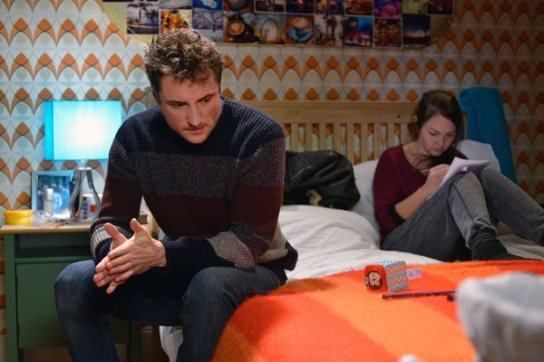 James Bye has revealed how Martin Fowler will react when he finds out the truth about Arthur on EastEnders