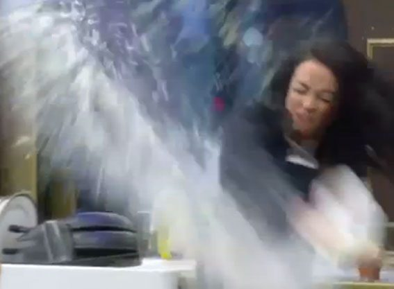 Stephanie Davis flipped out in the Celebrity Big Brother house, earning her a final warning