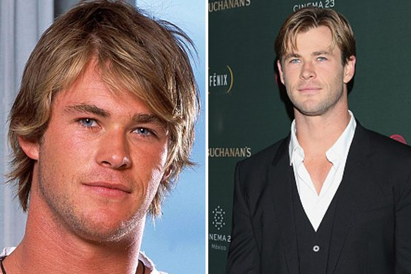 Chris Hemsworth is now an A-list actor