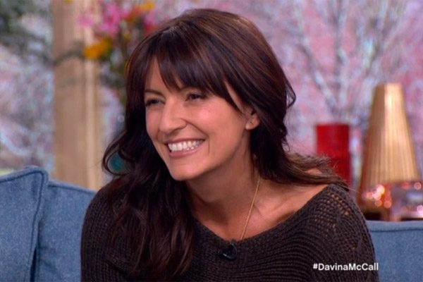 Davina on This Morning