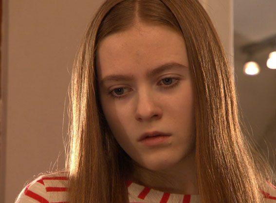 Troubled teen Nico Blake could be about to strike again as she sets sights on Theresa McQueen