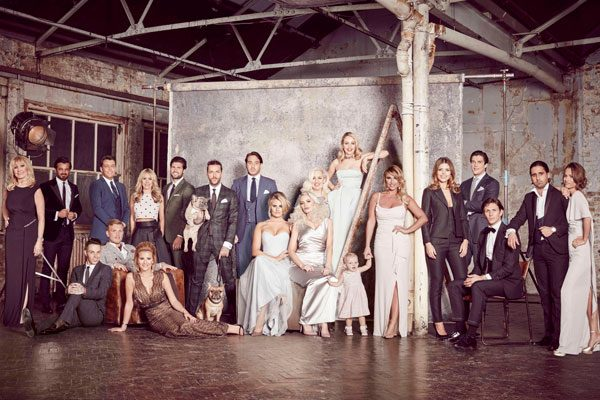 TOWIE have released a new picture of the 2016 cast ahead of the show's return on 28th February