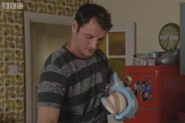 Martin Fowler in his cast