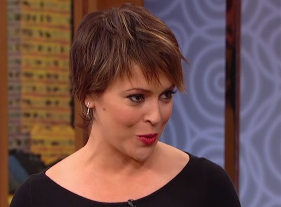 Alyssa Milano was shocked by Wendy Williams comments