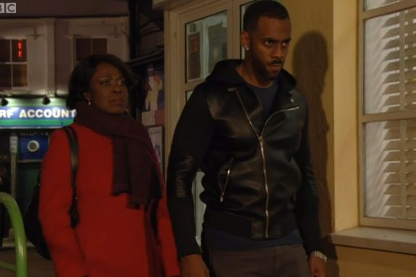 EastEnders fans think Claudette Hubbard killed Vincent's dad after Phil told him some home truths