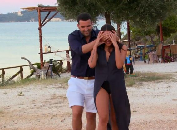 Geordie Shore fans will also see Ricky Rayment's proposal to Marnie, leading to her decision to quit the series