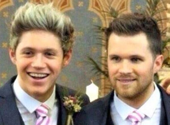 Niall's brother Greg has reassured fans he's okay after posting worrying tweet