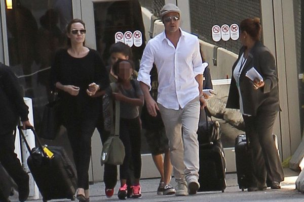 Brangelina have reportedly adopted two-year-old Moussa