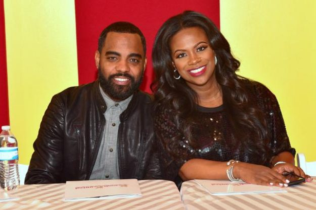Congratulations Todd Tucker and Kandi Burruss