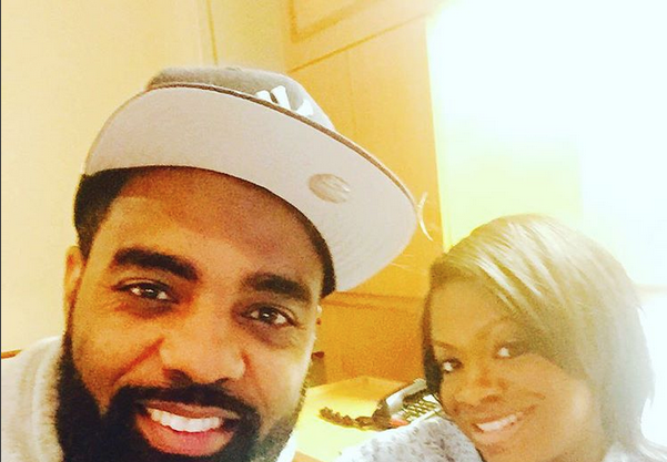 Todd Tucker and Kandi Burruss struggled to conceive their child