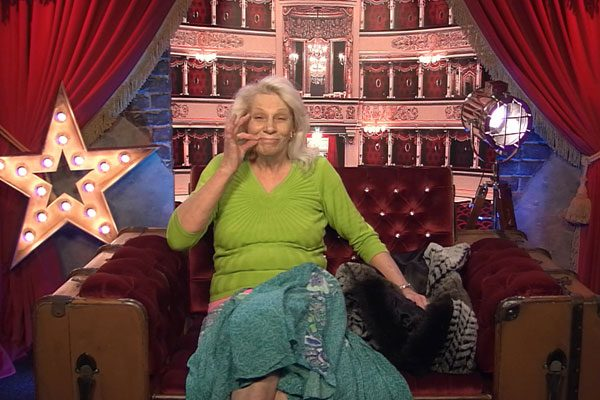 Angie Bowie threatened to quit Celebrity Big Brother during the latest episode