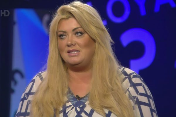 Gemma was seen criticising Stephanie for her behaviour over Jeremy