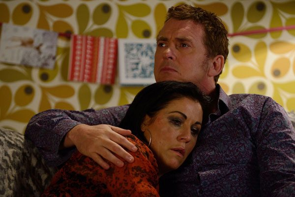 Jessie Wallace revealed that she has been left confused by the secret baby storyline on EastEnders