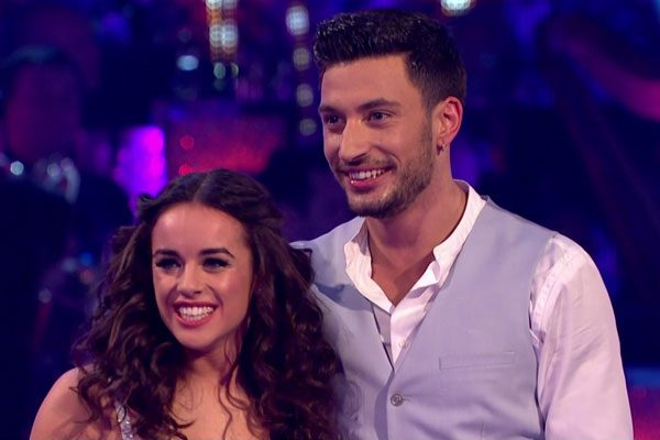Since appearing on Strictly Come Dancing, Georgia has appeared to have found love with professional dancer Giovanni Pernice