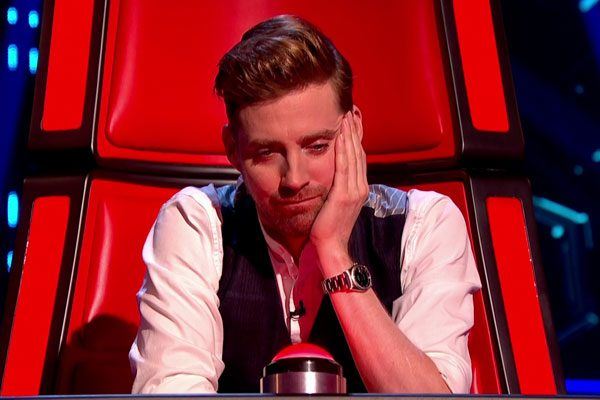 Ricky Wilson has suggested a new idea for The Voice when it moves over to ITV next year