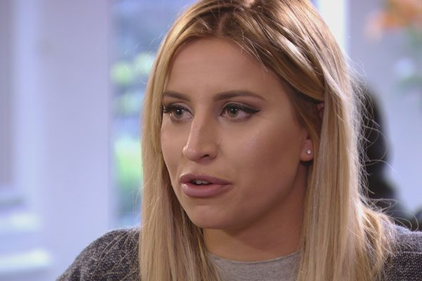 Ferne will be seen back 'on TOWIE during the latest episode