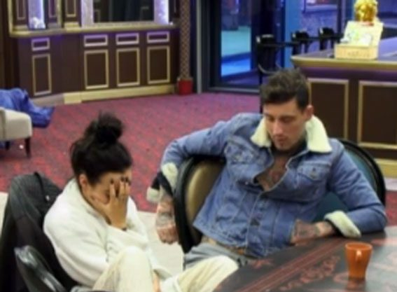 Jeremy called out his housemate for blaming him as the pair decided to cool their flirting
