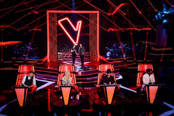 The Voice returns with will.i.am, Ricky Wilson, Boy George and Paloma Faith