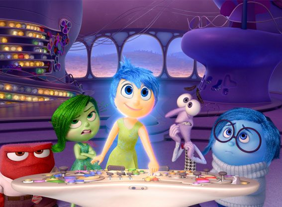 Inside Out has also received a number of nominations