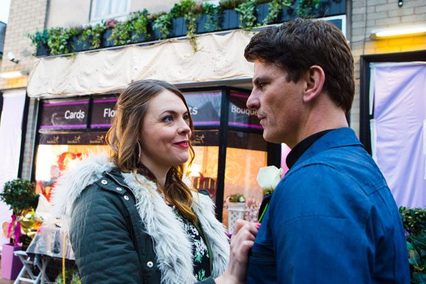 Tracy Barlow named her new florist shop after Robert Preston in order to get him back