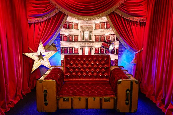 The new Celebrity Big Brother 2016 diary room chair has been revealed