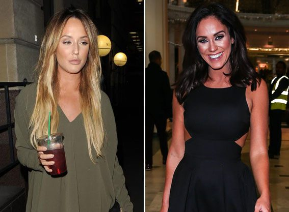 Vicky Pattison reportedly ignored Charlotte Crosby at the X Factor final