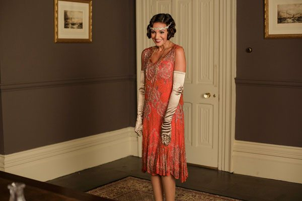 Michelle Keegan will be making a cameo appearance on Downton Abbey as part of a special episode for Text Santa