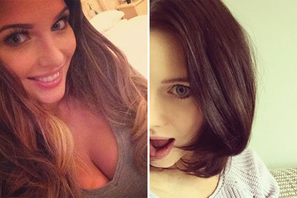 Helen Flanagan ditched the extensions
