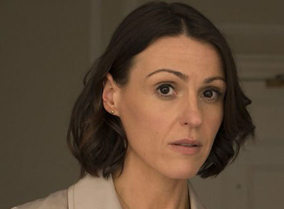 Suranne Jones as scorned Doctor Foster