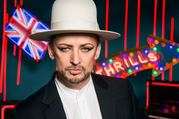 Boy George has revealed that he and Paloma Faith will continue to clash on The Voice