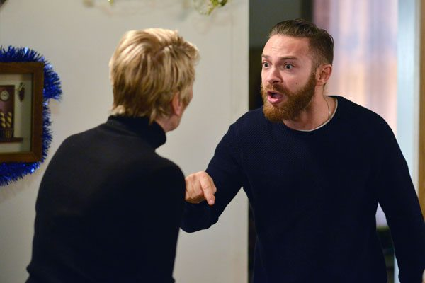 Dean Wicks has been causing havoc on Albert Square